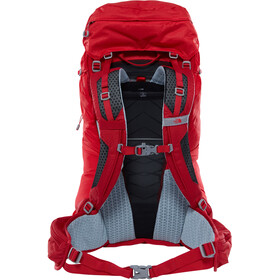 The North Face Banchee 35 Backpack Rage Red/High Risk Red